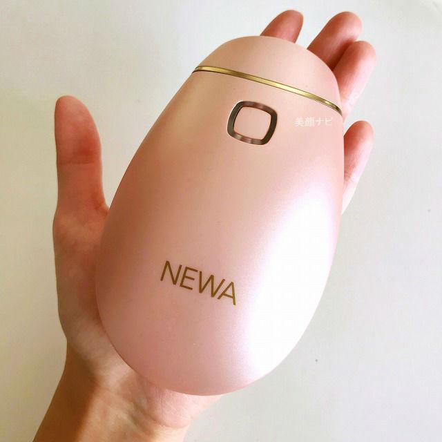 NEWAリフトは手のひらサイズ